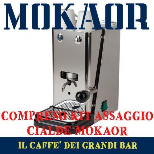 Cafetera Monodosis flytek cremallera inoxidable ese 44 mm + 15 ...
