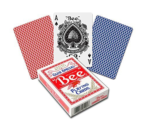 Us Playing Cards Bee Premium Playing Cards (Colors may va...