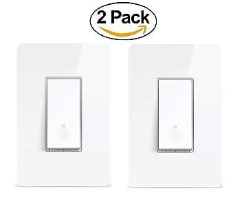 ceiling fan wifi ceiling fan switch tplink smart wifi light switch - Ceiling Fan Switch