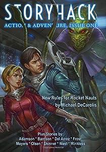 StoryHack Action & Adventure, Issue 1
