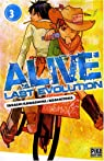 Alive Last Evolution, tome 3 par Adachitoka