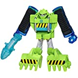 Transformers Playskool Heroes Rescue Bots Energize Boulder the Construction-Bot Action Figure, Ages 3-7 (Amazon Exclusive)