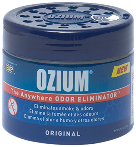 Ozium 804281 Original Scent Gel - 4.5 oz.