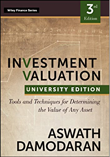 Damodaran on valuation security analysis for investment and investment valuation tools and techniques for determining the value of any asset university edition fandeluxe Image collections
