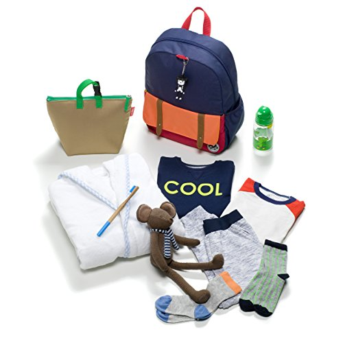 49 L Junior Children's Spaceman Blue Zoe amp; Block cm 9 Colour 38 Blue Backpack Zip qZ8zwxt11