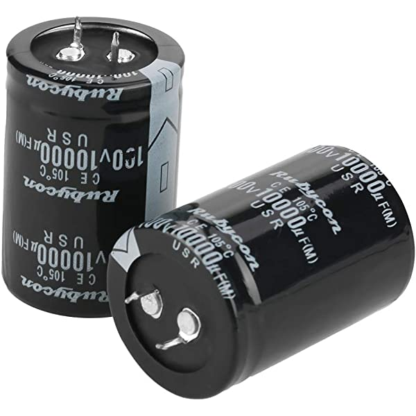 5pcs  Condensatore elettrolitico a bassa impedenza THT 1000uF 25V TELSTORE