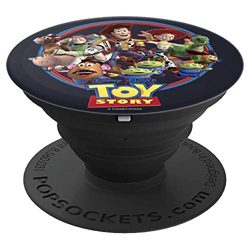Disney Pixar Toy Story Woody Jessie Buzz And The Gang