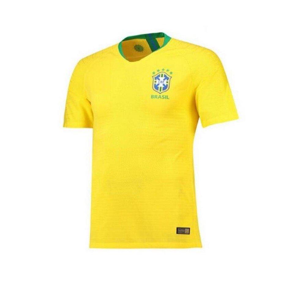 2018年のサッカー衣類の5つ星ブラジルの大人の子供の若者のジャージースーツのトレーニングチームの制服 Sykdybz  XS B07FJL5J9L