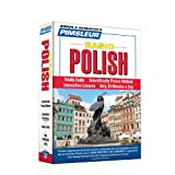 Pimsleur Polish Basic Course - Level 1 Lessons 1-10 CD: Learn to Speak and Understand Polish with Pimsleur Language Programs