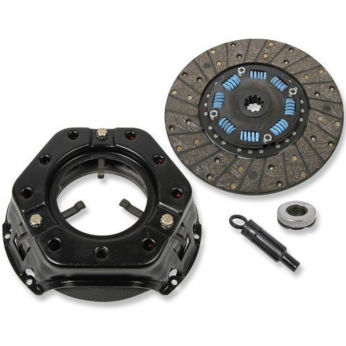 Hays 91-3006 Street 450 Clutch Kit Single 11 in. Disc 23 Spline by 1 in. Incl. Alignment Tool/Throwout Bearing Organic Street 450 Clutch ()