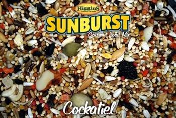 Higgins 466184 Higg Sunburst Food For Cockatiel, 25-Pound by Higgins