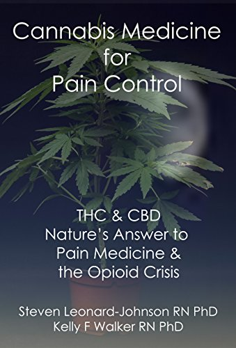 Cannabis Medicine for Pain Control: THC  AND  CBD Nature
