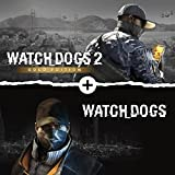 Watch Dogs 1 And 2 Bundle (Gold) - PS4 [Digital Code]