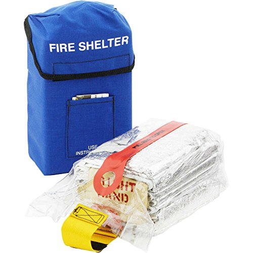 New Generation Forest Fire Protection Shelters, Regular