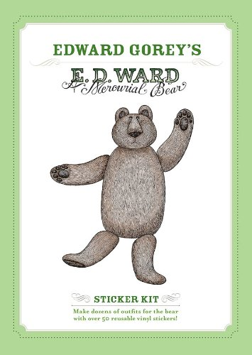 Download Sticker Kit Gorey/Mercurial Bear pdf epub