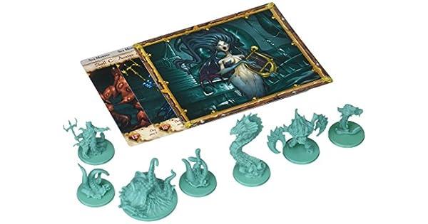 Amazon.com: Vamos Ron y huesos: Segundo Tide Mar Monsters ...