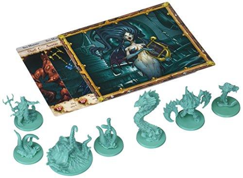 15 Yr Old Rum - CMON Rum & Bones: Second Tide Sea Monsters Board Game