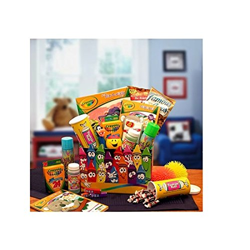 Creative Kids Fun Activity Basket -Organic Stores
