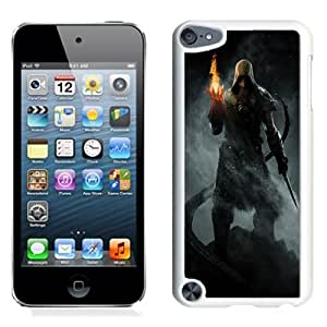 New Beautiful Custom Designed Cover Case For iPod 5 With The Elder Scrolls V (2) Phone Case