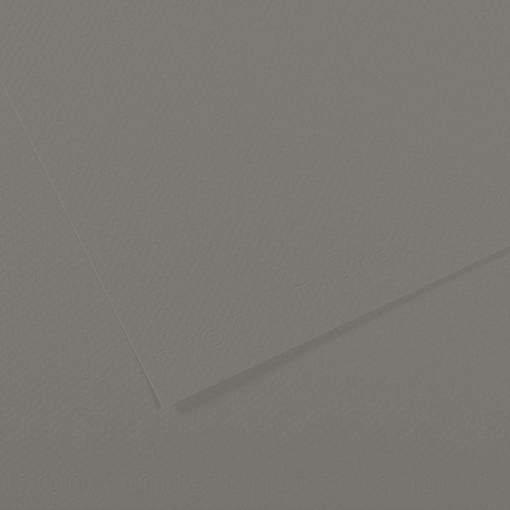 Mi-Teintes Paper 19.5X25.5 431 Steel Gray
