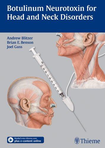 Botulinum Neurotoxin for Head and Neck Disorders (1st 2012) [Blitzer, Benson & Guss]