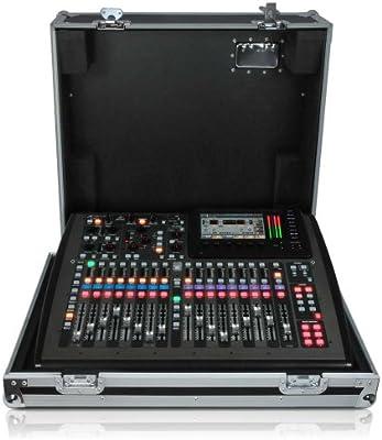 X32 Compact-TP Touring Pack Mesa de mezcla digital con estuche ...