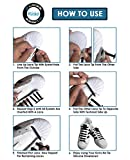 No Tie Shoelaces for Kids & Adults. Elastic