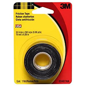 51uLgfXtTQL._SY300_QL70_ amazon com 3m 3407na friction tape, 0 708 inch x 240 inch home 3m harness tape at eliteediting.co