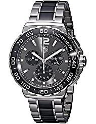 TAG Heuer Mens CAU1115.BA0869 Formula 1 Stainless Steel Watch