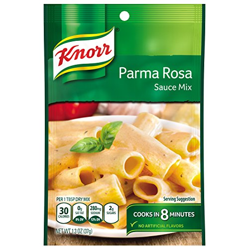 Sauces Spreads (Knorr Pasta Sauce Mix, Parma Rosa 1.3 oz (Pack Of 24))