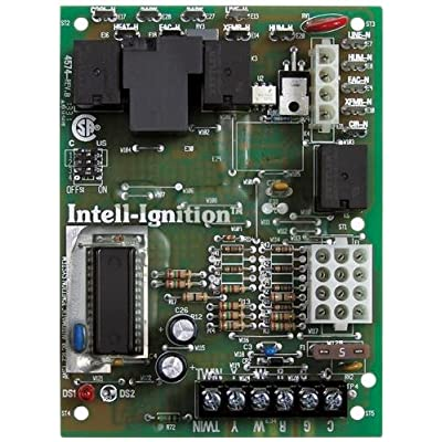 Image of Home Improvements OEM Trane Upgraded Furnace Control Circuit Board CNT05165