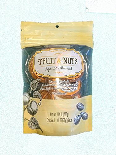 Trader Joe's Nothing but Fruits & Nuts Apricot Almond 7.04 oz