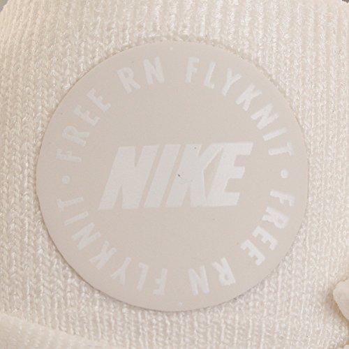 Bianco Uomo 2018 Da Scarpe Flyknit Ginnastica white Rn Nike Free white Basse 001 wHzFq