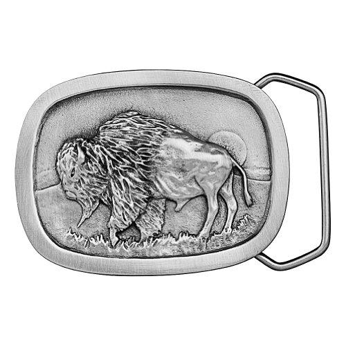 Sun Bison Belt Buckle 01-P97 IMC-Retail