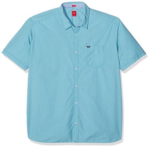 s.Oliver, Camiseta para Hombre carib green 63N3