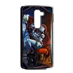 nightmare_before_christmas LG G2 Cell Phone Case Black 05Go-418964