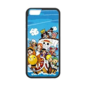 Anime One Piece TPU Protective Case Slim Fit For iPhone 6 Plus 4.7