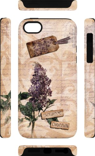 Inspirational - French Romantic Shabby Chic - iPhone 5 & 5s - inkFusion Pro Case
