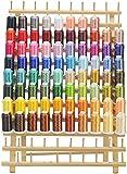 Wooden Sewing Thread-Rack-Sewing-Storage Organizer