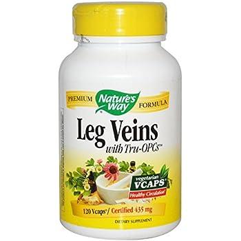 Nature S Way Leg Veins Ingredients