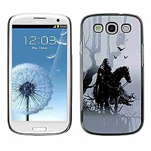 Shell-Star ( Forrest Warrior ) Fundas Cover Cubre Hard Case Cover para Samsung Galaxy S3 III / i9300 i717