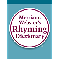 Merriam-Webster's Rhyming Dictionary (English Edition)