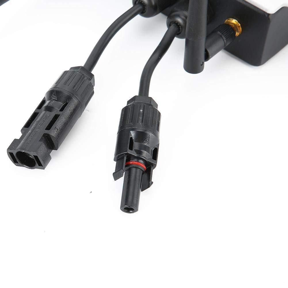 700 Watt MPPT Micro Grid Tie Solar Wechselrichter SG600MD 120 V 230 V mit IP65 Wasserdichte Wechselrichter 2,4G Kommunikation f/ür Sonnenkollektoren Reine Sinuswelle Stromrichter