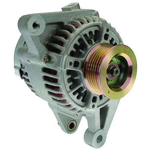 (New Alternator For 2000-2006 Toyota Celica Corolla Matrix 1.8L & 2003-2006 Pontiac Vibe 1.8L 27060-22090 102211-2001)