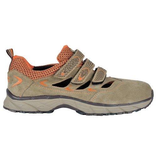 Cofra New Big Air S1 P SRC Paire de Chaussures de sécurité Taille 46 Kaki