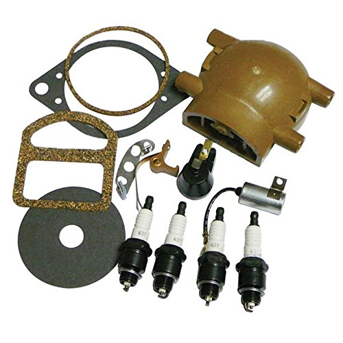- New Tractor Tune Up Kit w/Cap for Model Year for Ford 1939 to 1964 8N 2N 9N