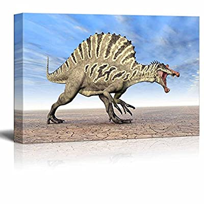 Dinosaur Spinosaurus Wall Decor, Made For You, Delightful Work of Art