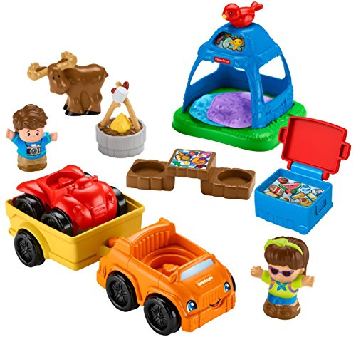 Fisher Price Little People Camping Playset product image