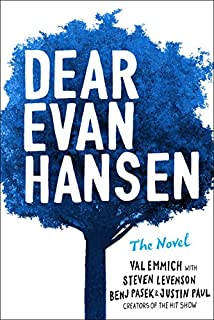 Book Cover: Dear Evan Hansen: The Novel