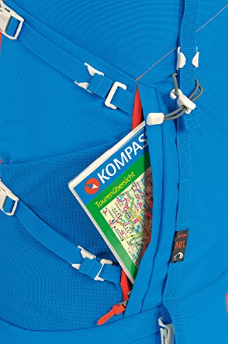 Tatonka Norix 50 - Mochila azul - azul brillante